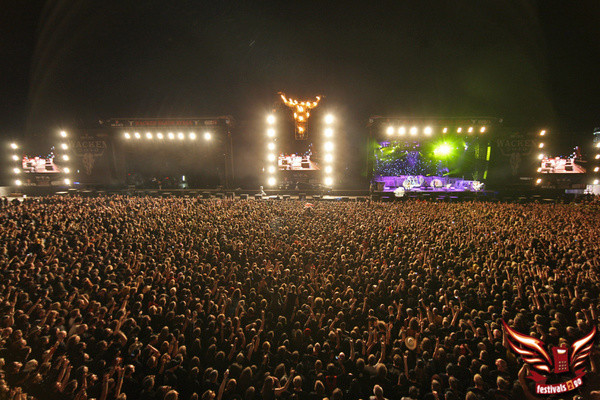 WACKEN, GERMANY, 2010